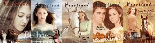 9780439357258: Heartland Boxed Set (Coming Home, After the Storm, Breaking Free, Taking Chances, Come What May)