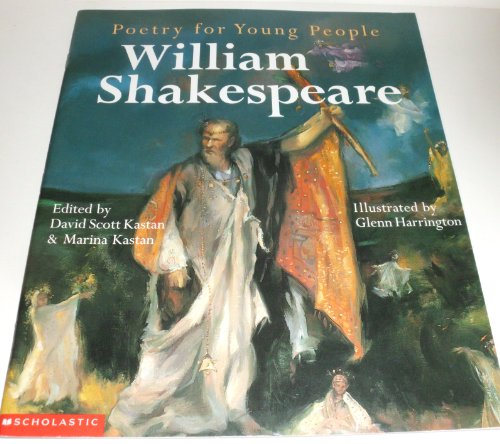 9780439357715: Poetry for Young People, William Shakespeare