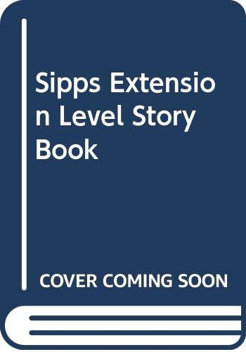 9780439357883: Sipps Extension Level Story Book