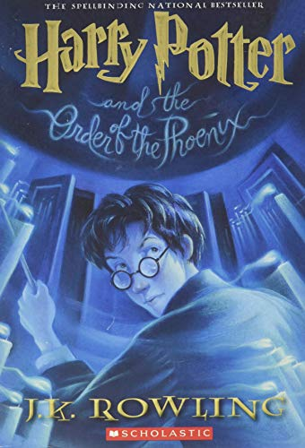 Harry Potter Book Cover Order Of The Phoenix ~ Harry potter and the order of phoenix