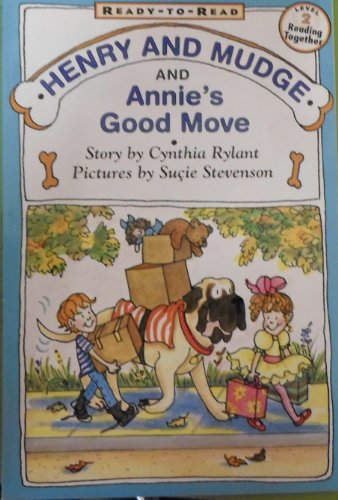 9780439358491: Henry and Mudge and Annie's Good Move (Ready-to-Read)