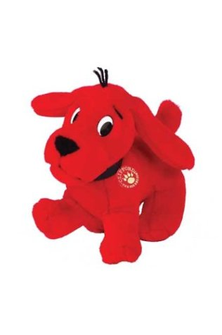 9780439362016: Clifford Poseable Plush