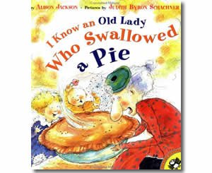 9780439365512: I Know an Old Lady Who Swallowed a Pie