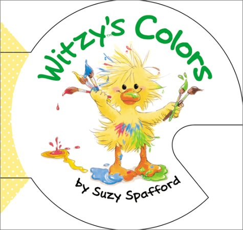 9780439365567: Witzy's Colors (Little Suzy's Zoo)