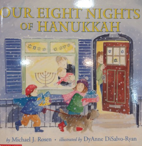 9780439365741: Our Eight Nights of Hanukkah