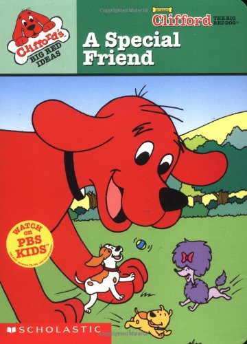 9780439366366: Clifford's Big Red Ideas (A Special Friend)