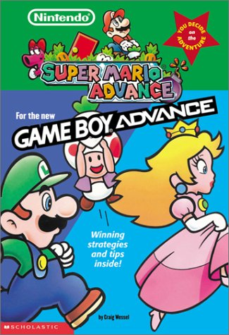 9780439367080: Super Mario Advance (Gameboy)