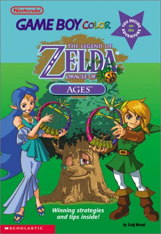 9780439367103: Game Boy #03: The Legend Of Zelda: Oracle Of Ages