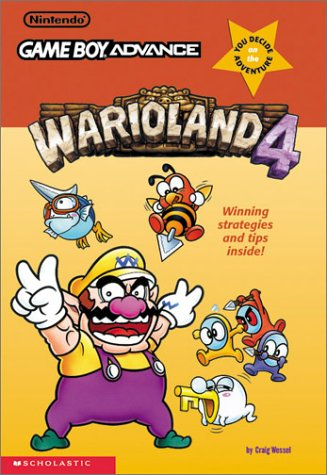 9780439367110: Warioland 4 (Game Boy, 4)