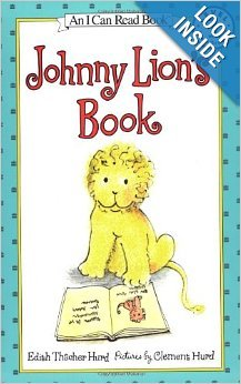 9780439367523: Johnny Lion's Book