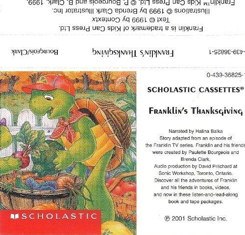 9780439368254: Franklin's Thanksgiving