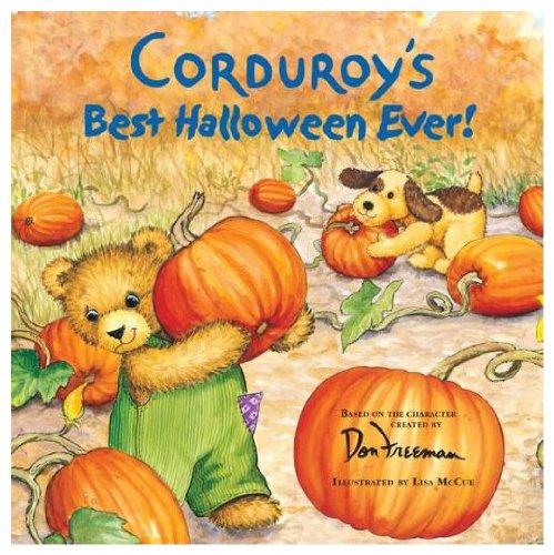 9780439371506: Corduroy's Best Halloween Ever!