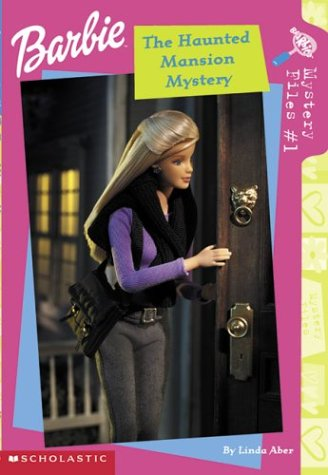 9780439372046: Barbie Mystery 1: Haunted Mansion Mystery