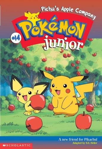 9780439372121: Pichu's Apple Company(Pokemon Junior # 14)