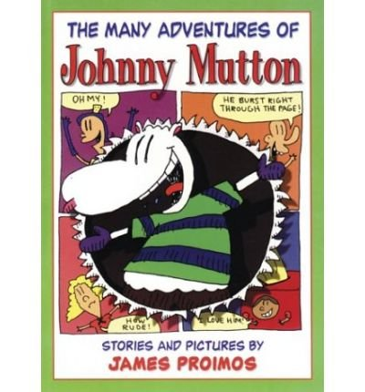 9780439372619: The Many adventures of Johnny Mutton