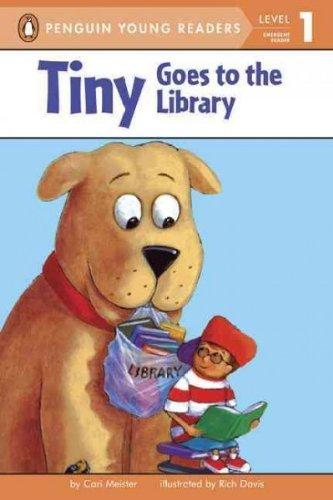 9780439372848: Tiny goes to the library
