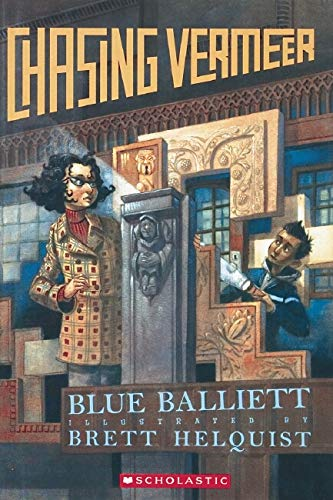 CHASING VERMEER: Balliett, Blue.