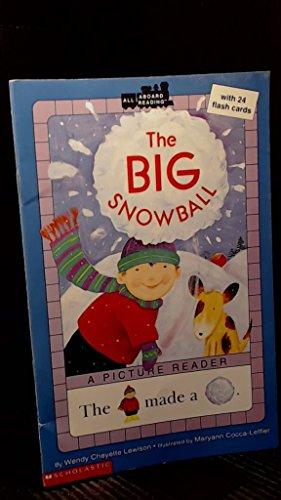 9780439375320: [Big Snowball] [by: Wendy Cheyette Lewison]