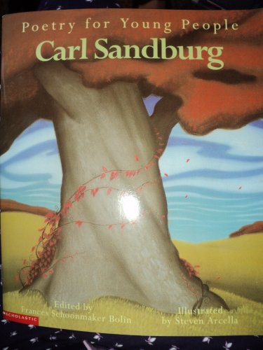 9780439375344: Carl Sandburg (Poetry for young people)