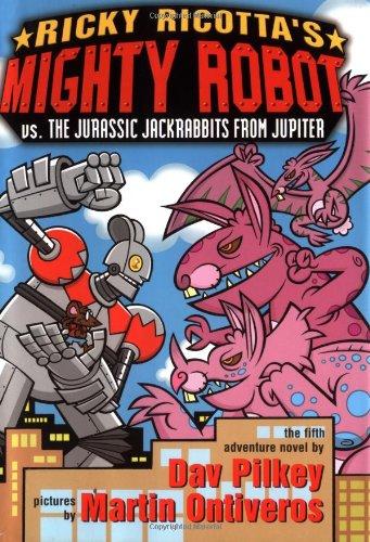 9780439376426: Ricky Ricotta's Mighty Robot Vs. the Jurassic Jackrabbits from Jupiter