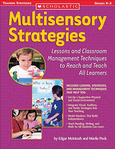 9780439376594: Multisensory Strategies: Lessons and Classroom Management Techniques to Reach and Teach All Learners; Grades K-2 (Multisensory Strategies and Explicit Structures to Reach and Teach All)