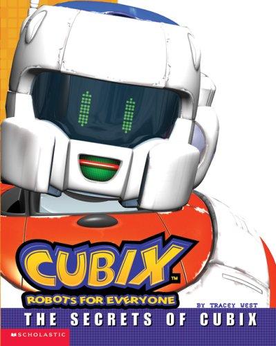9780439380577: Cubix: The Secrets Of Cubix