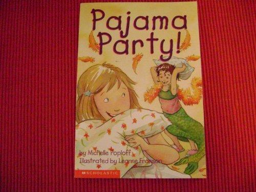 9780439381314: Pajama Party