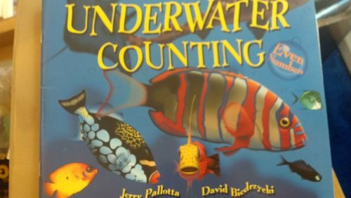 9780439381529: Underwater Counting: Even Numbers