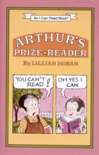 9780439381574: ARTHUR'S PRIZE READER