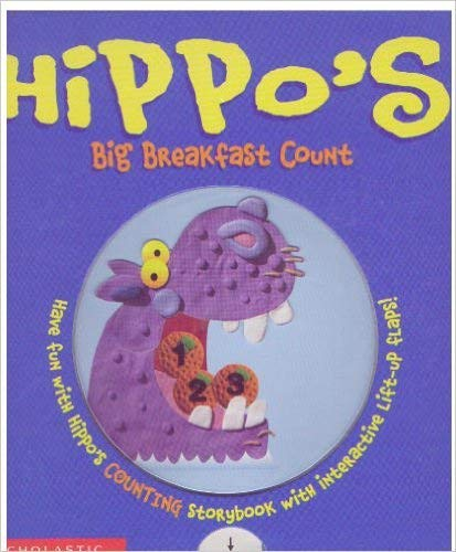 9780439381765: Hippo's Big Breakfast Count