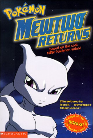 9780439385640: Mewtwo Return