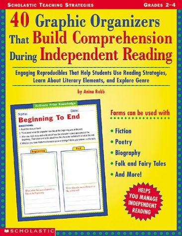 40 Graphic Organizers That Build Comprehension During: Robb, Anina