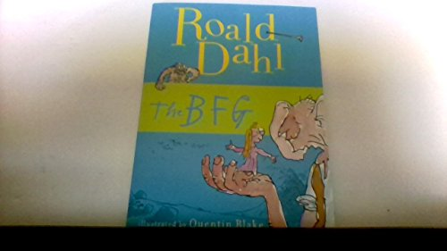 The BFG: David Wood Roald