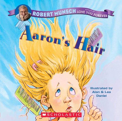 9780439388481: Aaron's Hair