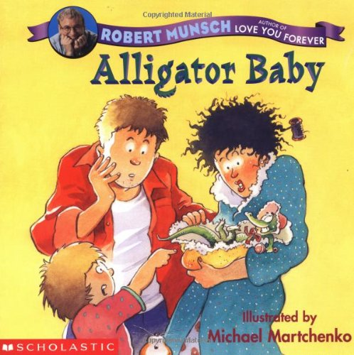 9780439388498: Alligator Baby