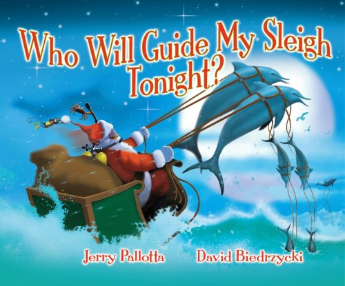 9780439389143: Who Will Guide My Sleigh Tonight?