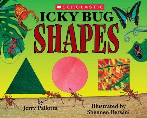 9780439389181: Icky Bug Shapes