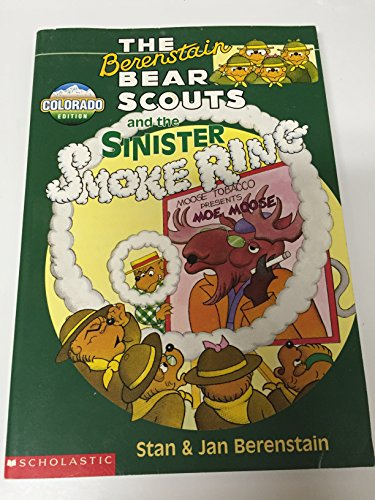 9780439389518: The Berenstain Bear Scouts and the Sinister Smoke Ring