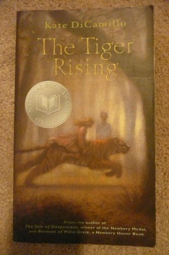 9780439389952: [The Tiger Rising] [by: Kate DiCamillo]