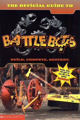 9780439390002: The Official Guide to Battlebots