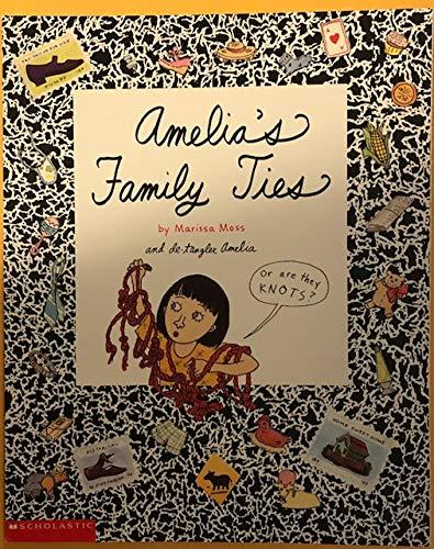 9780439390637: Amelia's Family Ties