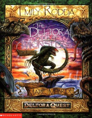 9780439390842: The Deltora Book Of Monsters (Deltora Quest)