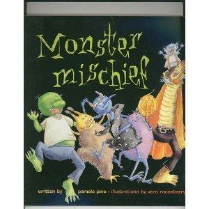 9780439391290: Monster Mischief