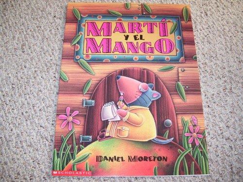 Marti Y El Mango: DANIEL MORETON