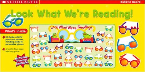 9780439393027: Look What We're Reading (Scholastic Bulletin Boards)