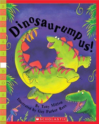 9780439395168: Dinosaurumpus!
