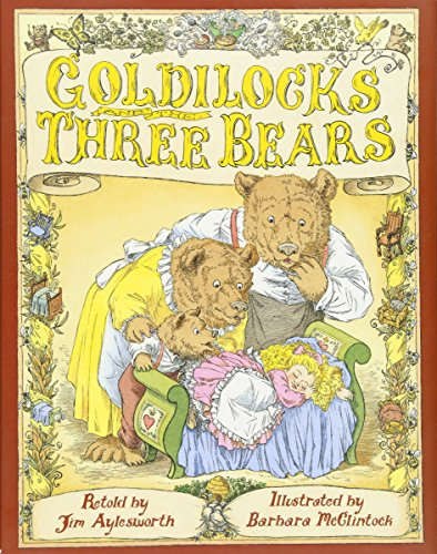 9780439395458: Goldilocks And The Three Bears