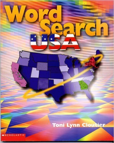 9780439395823: Word Search USA (2001)