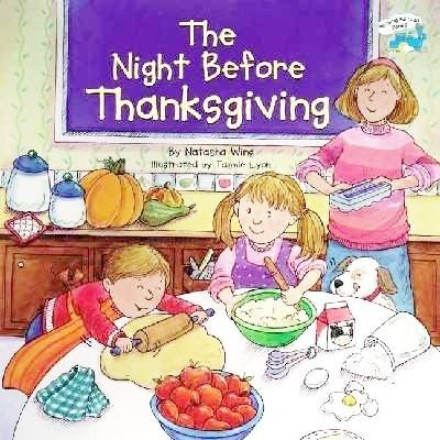 9780439396264: The Night Before Thanksgiving