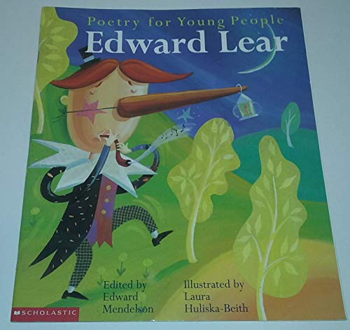 9780439397346: Edward Lear (Poetry for Young People)